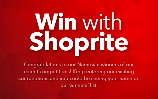 WIN WITH SHOPRITE