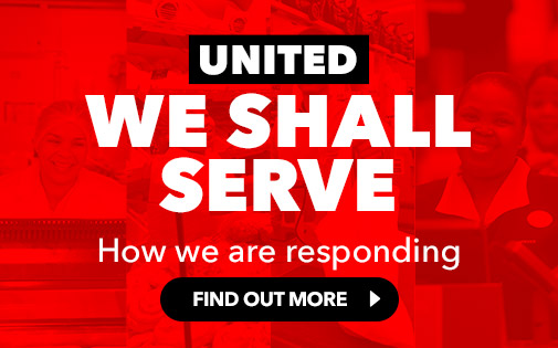 UNITED WE SHALL SERVE